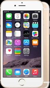 Iphone 6 64gb Gold at mobilephones direct £299 upfront £20/month @ mobilephonesdirect