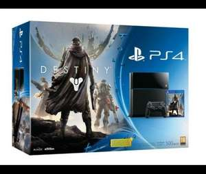 Tesco Direct PS4 Destiny Console + The Last Of Us. Only £359 / £369. Offer ends 15/09/2014