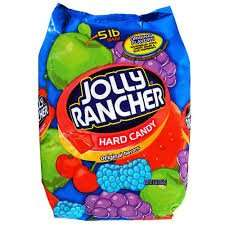 Jolly Rancher Hard Candy Original Flavours £1.99 @ B&M