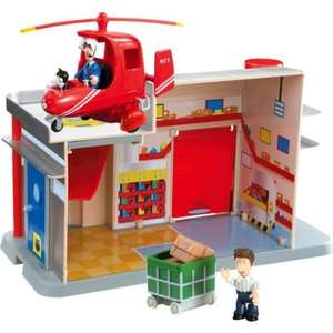 Postman Pat Post Office delivery playset £12.99 @ B&M