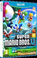 Wii u super mario bros u game 16.85 @ shopto