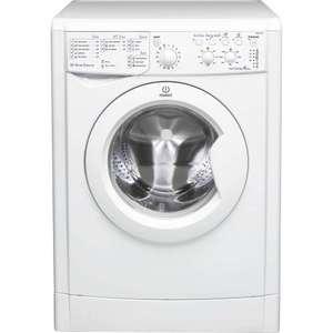 Indesit IWSC61251 Eco 6Kg 1200 Spin Washing Machine in White £179.99 @ coopelectricalshop