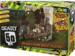 Deadly 60 mini playsets £1.99 in Home and Bargain