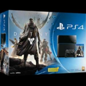 Sony PlayStation 4 500GB Console in Black Including Destiny £349.99 @ Co-operative Electrical