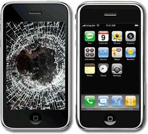 Groupon: iPhone Screen Replacement from £23.95 at Advance Technologies