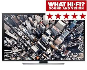 "Samsung UE48HU7500 48"" 3D 4K Ultra HD Smart TV £1349.00 Crampton & Moore"