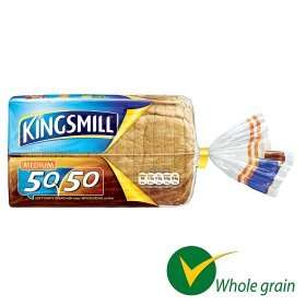 Kingsmill 50/50 Medium Bread 79p at Asda