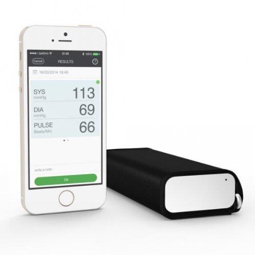 QardioArm Wireless Blood Pressure Monitor £50.14 Delivered @ Amazon