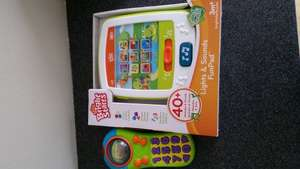 Bright Starts Remote control and funpad £2.25 @ Tesco
