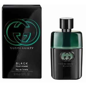 Gucci Guilty Black Pour Homme Giftset £30.50 @ Fragrance Expert