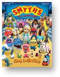 20 % off next  weekend @ Smyths Toys