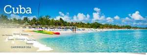 Oct/Nov 2014- 14 nights All Inclusive to Cuba from only £498pp dependant on party size @ Airtours