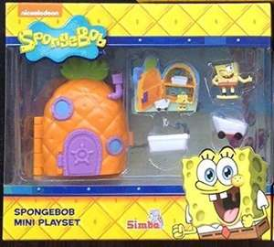 Spongebob Toy Sets from £3.99 in B&M Bargains. (See list in post)