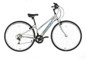 Apollo Excelle Womens Hybrid Bike £99 Halfords