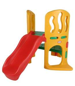 Little Tikes Hide and Slide Climber reduced to £79.99 with free delivery! Kiddicare