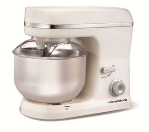Morphy Richards 400004 white Accents Stand Mixer - was £199.99 now £59.99 with free delivery @ co-operative electrical