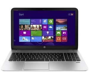 "HP ENVY 15-j151sa A10 - 2.5 - 3.5 ghz + 2GB dedicated graphics - 15.6"" Laptop - Silver - £499.99 @ PC World"