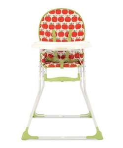 Mothercare 'Apples' Highchair - £22