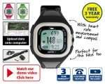 Aldi GPS watch with heart rate monitor reduced from £65 to £35