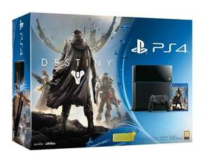 Black PS4 Destiny Bundle £324.99 Delivered @ Shopplay