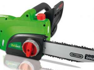 Electric Chainsaws (40cm and Extending Pruner) £30 @ Lidl