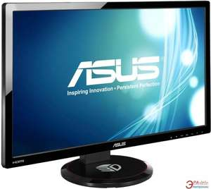 Asus VG248QE 24-inch 3D LED Gaming Monitor (144hz) £233.99 Amazon.co.uk