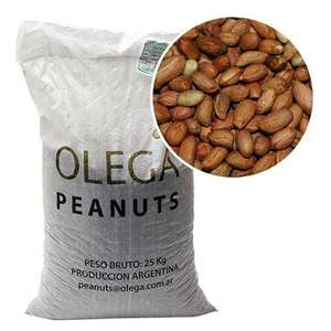 £24.99 Whole Peanuts for birds 25kg (including delivery) @ Farmandpetplace
