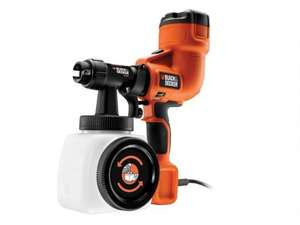 Black & Decker paint Spray system  was £60 now £30 @ tesco direct