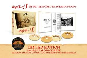 "Limited Edition Custom Designed ""Withnail and I"" Blu-ray boxset £49.99 @ Arrow"
