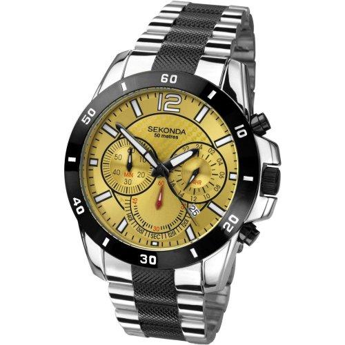 Sekonda Mens Endurance Chronograph Watch 3506 £30.65 @ hsjohnson
