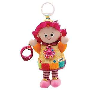 Lamaze Emily Doll £6.50 Free Click & Collect @ John Lewis