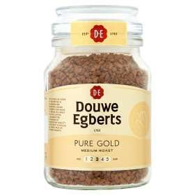 Douwe Egberts Pure Gold Medium Roast 190g was £4,15, £3 @ Co-op