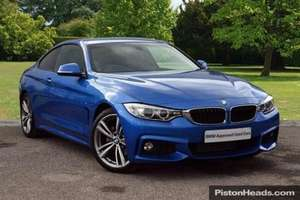 BMW 420d M Sport Coupé -  £2,127.06 initial rental & £236.34 p/m inc VAT for 24 months £7999.21 @ National Vehicle Solutions