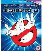 Ghostbusters & Ghostbusters 2 Blu Ray Boxset - £12.99 @ WowHD