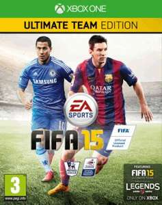 FIFA 15 Ultimate Team Edition XBOX ONE - £29.32 @ India Xbox Store