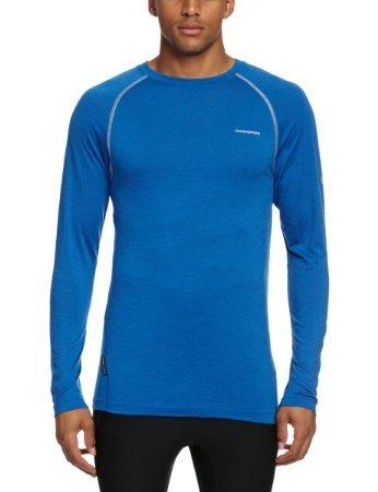 Craghoppers Men's Merino Long Sleeved T-Shirt £25.99 @ Amazon