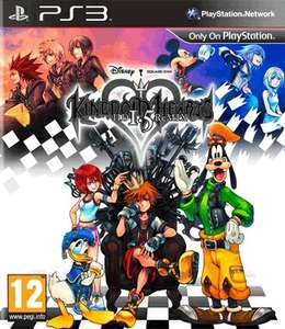 Kingdom Hearts HD 1.5 ReMIX (PS3) (New) £11.99 Delivered with code @ GAME