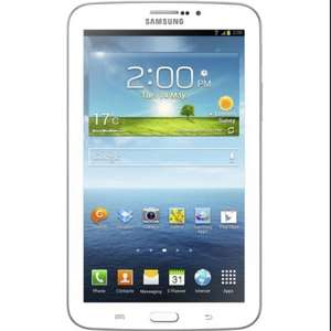 Samsung Galaxy Tab 3 7 Inch 8GB Wi-Fi Tablet - White | TVH8 (refurb) only £78.99 @ Argos eBay outlet
