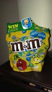 300g Peanut M&M's - Brazil World Cup Limited Edition - £1.50 @ TESCO TOWER PARK POOLE