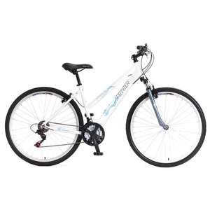 "Apollo Sprinter Ladies Hybrid Bike 18"" £90 using code @ Halfords"