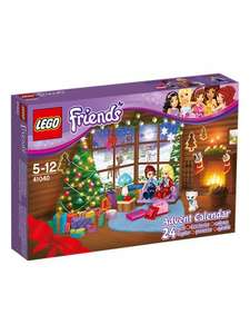 LEGO Friends advent calendar £14.97 @ Asda Direct