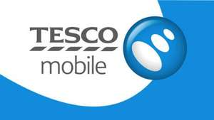 Tesco Mobile Sim Only - Retention Deal - 1000mins, 5000txts, 1GB 4G - £10