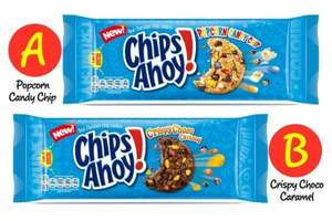 Chips Ahoy cookies £1 at Asda