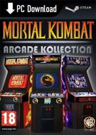 Mortal Kombat: Arcade Kollection (Steam) £2.99 Download @ Game