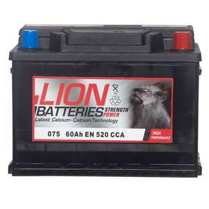Lion Car Battery 075 compatible with Ford Focus mk2 It shows £39.99 online but £36 instore@ EuroCarParts instore