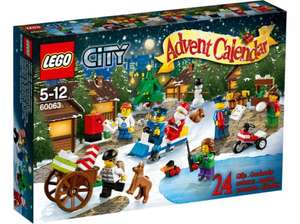 LEGO City Advent Calendar for £15.97 @ direct.asda.com