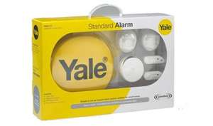 Yale HSA6200 Standard Wireless Alarm System £79.99 @ Aldi from 25th September at ALDI