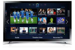 Samsung UE32F4500 Led Smart Tv £229.00 @ Waitrose instore