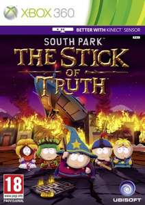 (Xbox 360) South Park: The Stick of Truth (Preowned) - £11.98 - Amazon/Boomerang