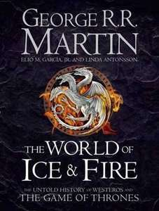 A World of Ice and Fire by George R.R Martin, £15 at Waterstones